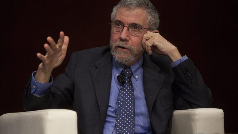 Paul Krugman. Beeld EPA