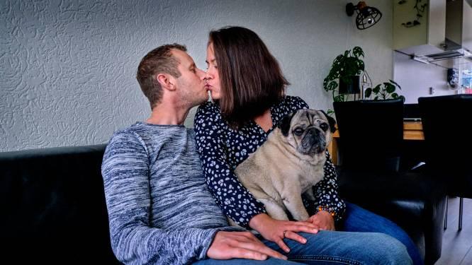 Verliefde Claudia en Ben hebben dezelfde slopende ziekte: 'We leven eigenlijk al niet meer'