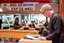 In de gemeenteraad van Amersfoort bevocht Hans Buijtelaar de westelijke rondweg keer op keer.