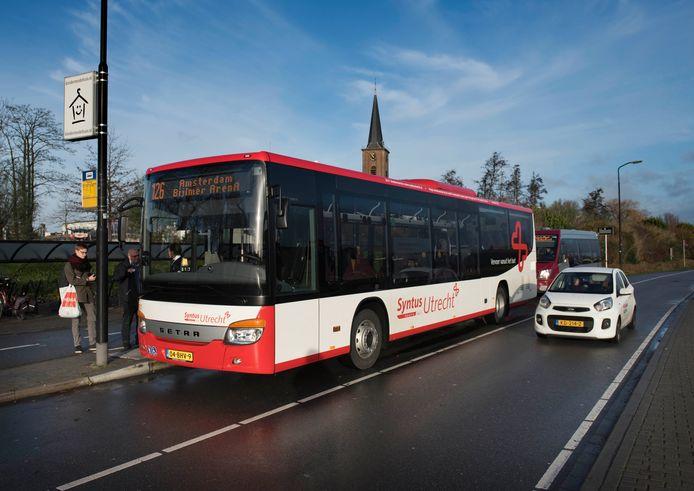 Syntus Utrecht verzorgt nu nog het vervoer in West-Utrecht.