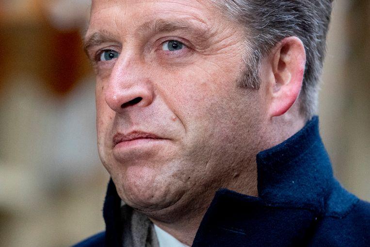 Zorgminister Hugo de Jonge. Beeld Getty Images