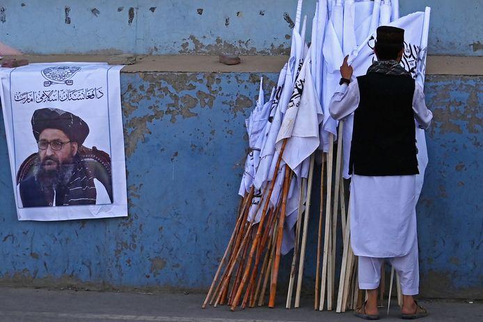 Baradar is populair bij de taliban.