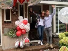 Radio dj's Mattie & Marieke organiseren bruiloft voor stel uit Veenendaal...in één week