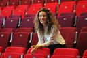 Directeur Chantal Kradolfer van het Brielse BREStheater: 'We zijn op alles voorbereid: halve zalen of een artiest twee keer laten optreden'.