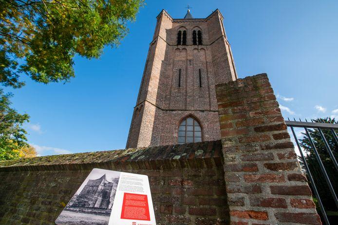 Oude toren Eindhoven
