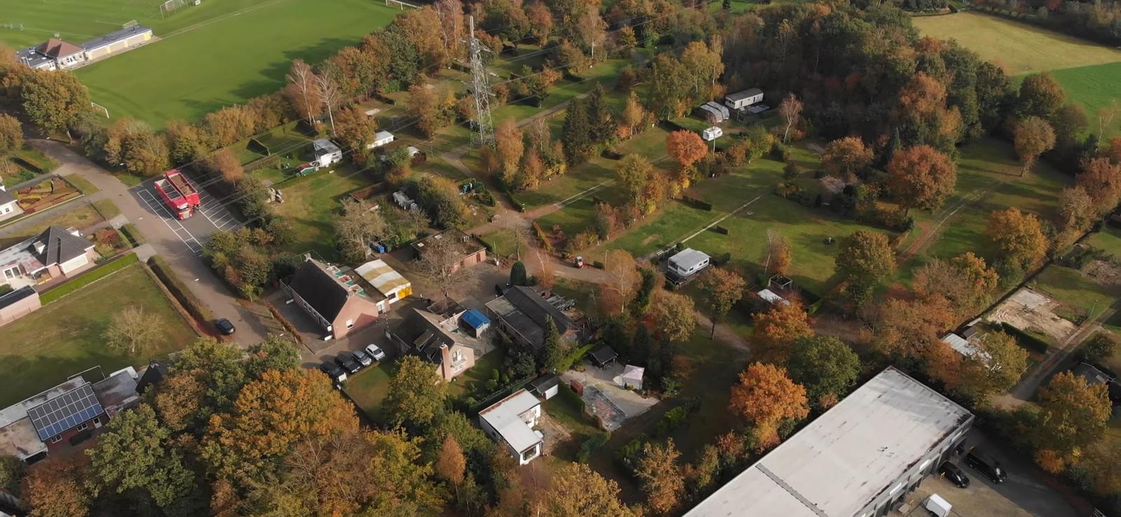 Camping De Bosfazant gaat aan de Molenstraat in Moergestel zijn laatste seizoen in. Woningbouw wordt waarschijnlijk de toekomst.