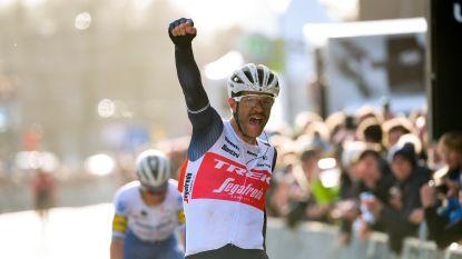 De Omloop kleurt Belgisch: Stuyven wint eerste klassieker van het jaar voor Lampaert na sprintje met twee