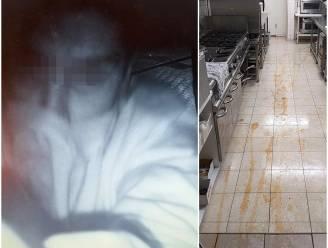 Tientallen ginflessen stukgegooid, saus rondgespoten... Inbreker riskeert 14 maanden cel voor ravage in tearoom