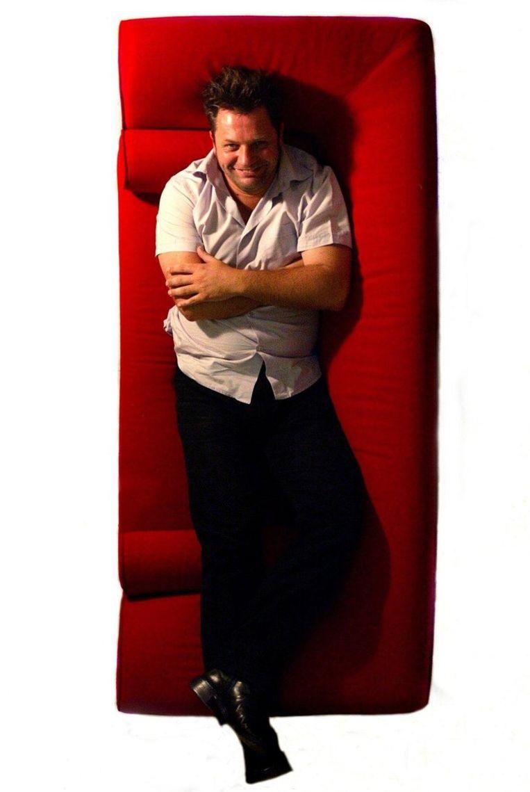 Lowlands-festivaldirecteur Eric van Eerdenburg Beeld ANP