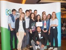 Altena College eindigt als tweede bij Benelux Debatcompetitie