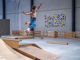"""Project Wheels opent in du Parc: """"Indoor skatepark in vroegere kousenfabriek, Chill Zone met zicht op stadspark"""""""