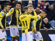 LIVE |  Vitesse dankzij goal Ødegaard met voorsprong de rust in
