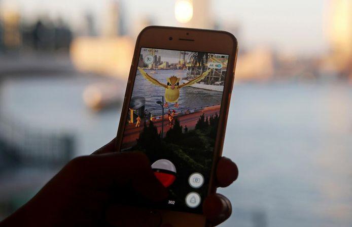 De Gentse beklaagde was helemaal in de ban van Pokémon GO.