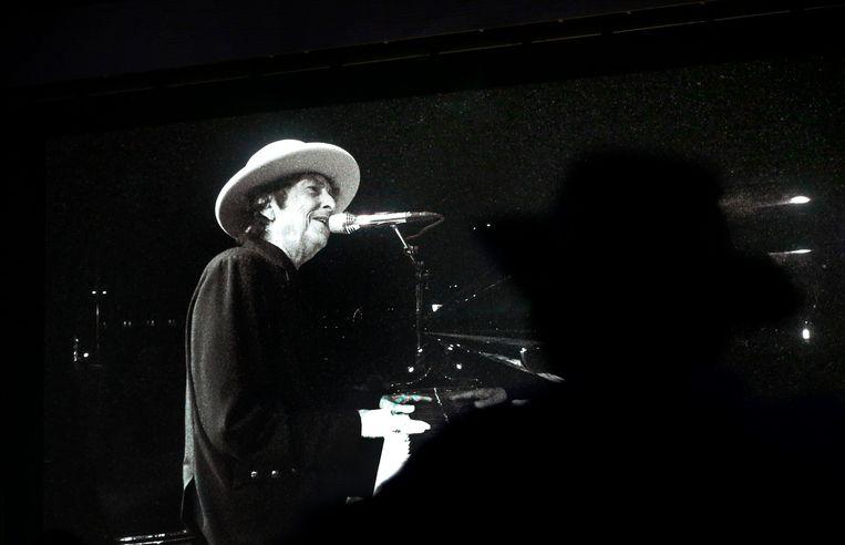 Bob Dylan. Beeld Photo News