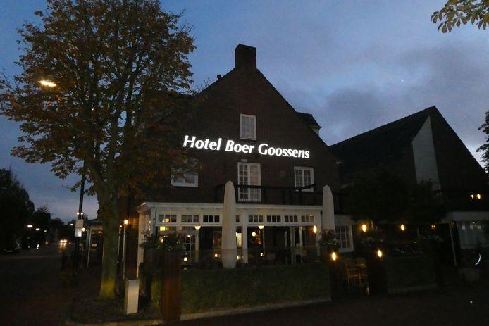 Boer Goossens is uitgeroepen tot wildrestaurant van het jaar.