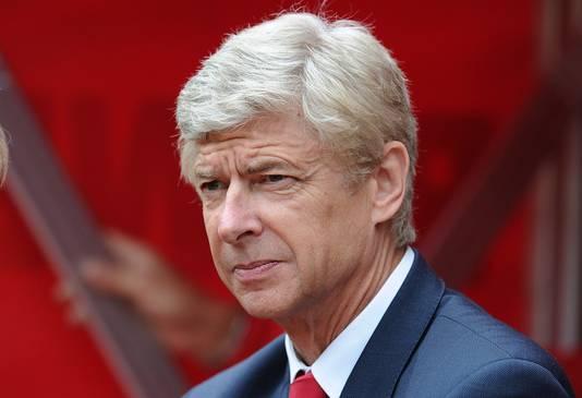 Arsenal-manager Arsène Wenger