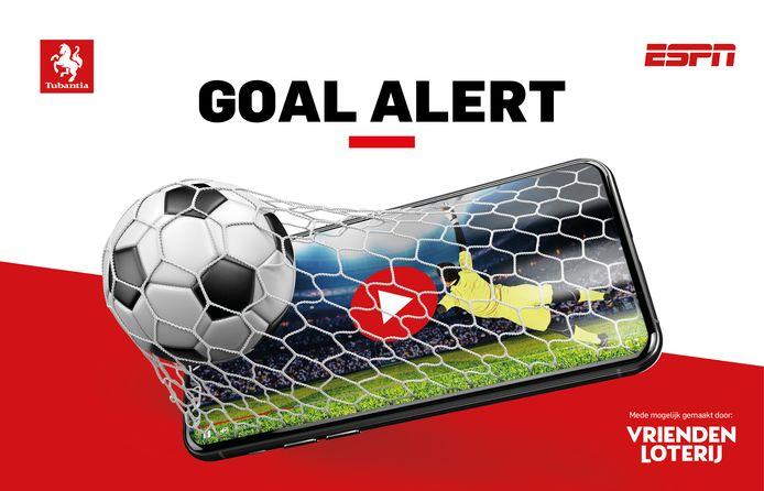 Goal Alert