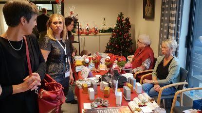 Kerstmarkt in woonzorgcentrum Sint-Pieter