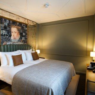 In The Collector Hotel in Den Haag is het fijn ervaringen verzamelen