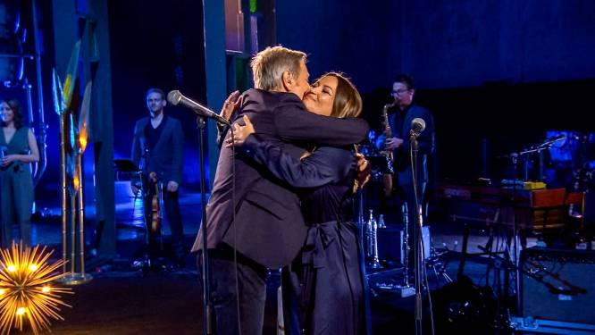 Willy Sommers en dochter Annemie zorgen voor hét moment van 'Liefde Voor Muziek' met ontroerend duet