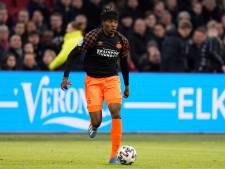 PSV wil nog jaren door met Madueke, die nu voetbalt op een golf van onbevangenheid