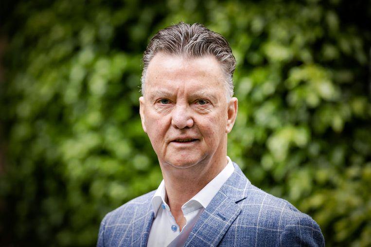 Louis van Gaal. Beeld ANP