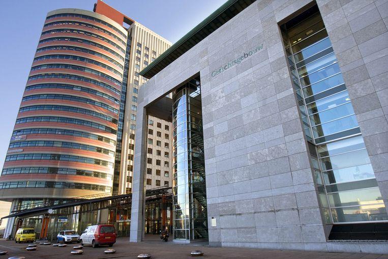De rechtbank in Rotterdam. Beeld ANP