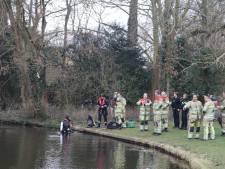 Brandweer speurt in water park Oog in Al nadat kinderen kleding vonden