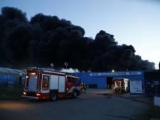 Brand bij DCS is de zoveelste op dit industrieterrein in Moerdijk