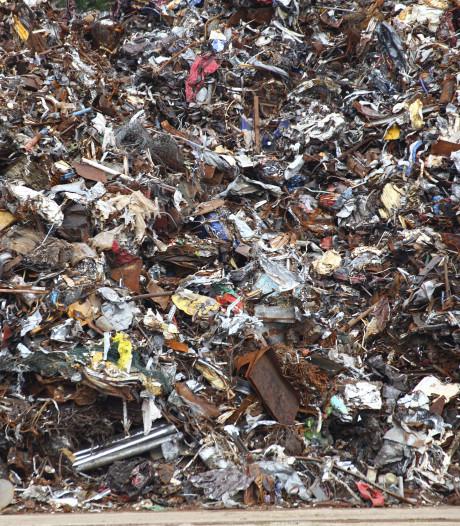 Nederland wil eind aan export plastic afval