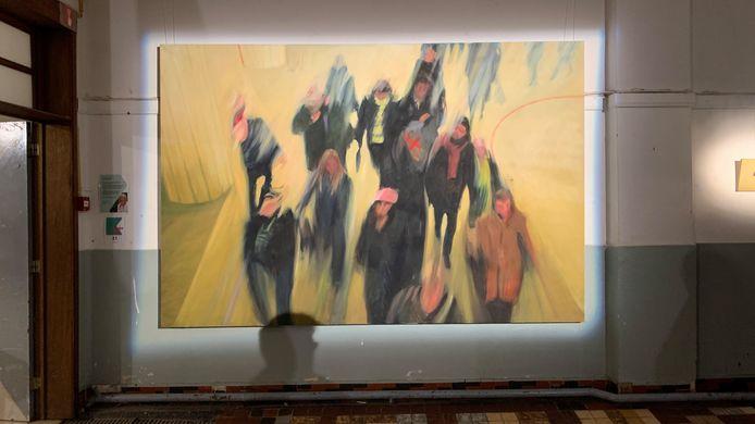 De vzw Bellingahaim en de werkgroep Kunst in het Dorp blikken tevreden terug op de negentiende editie van de tentoonstelling Kunst in het Dorp.