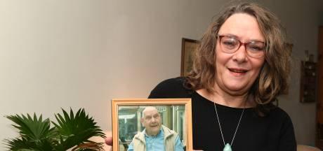 Zorgheld Anja uit Boxmeer verloor haar vader aan corona: 'Het deed me heel veel toen ik mijn vader daar zo lag liggen'