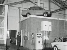 Wie zette in 1964 een Dafje op het dak van zijn garagekantoor?