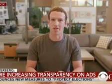 Instagram weigert realistische nepvideo met Mark Zuckerberg offline te halen
