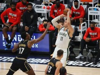 Bucks hebben Giannis niet nodig tegen Hawks en plaatsen zich voor NBA-finale