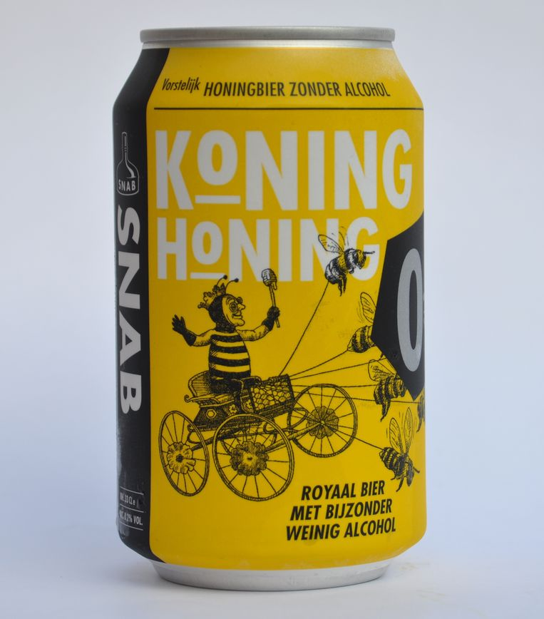 Snab Koning Honing 0.2 Beeld