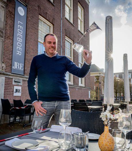 Twentse horeca zet dinsdag uit protest het terras buiten: 'Maar een drankje is er niet'