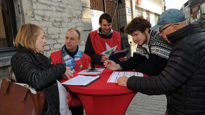 PVDA laat inwoners verkiezingsprogramma bepalen