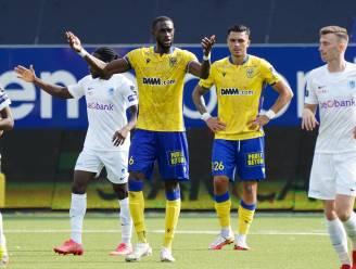 """Konaté (STVV) ziet sterke derby niet bekroond met overwinning: """"Verschil zat in details"""""""