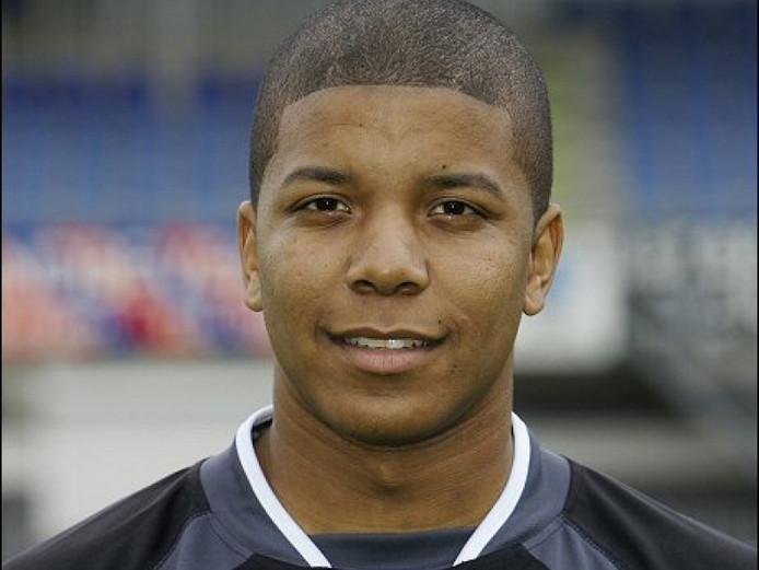 Rodney Ubbergen, de derde doelman van FC Oss