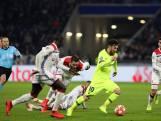 Barcelona laat heel veel kansen onbenut in Lyon