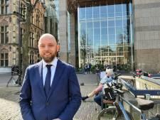 Kinderen van Peter de Groot uit Harderwijk behoeden kersvers VVD-kamerlid voor eventuele uitglijder