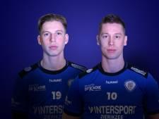 Vertrek handbalbroers Meulmeester noopt HC Zeeland tot vrijwillige degradatie