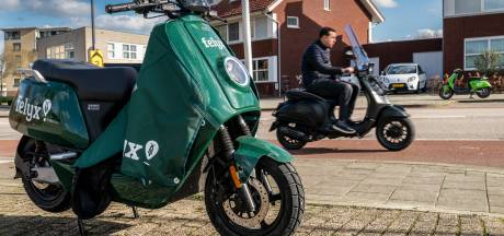 Van 0 naar een kleine 300 deelscooters in één jaar tijd, Den Bosch profileert zich als 'deelstad'