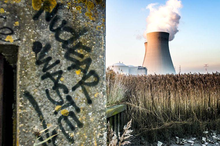 De kerncentrales van Doel. Beeld Stefaan Temmerman