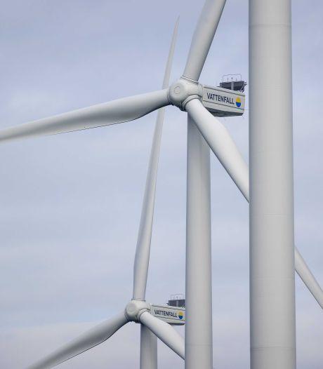 Windturbines Zetten-Dodewaard: hakken gaan verder in het zand: 'Wij als inwoners blijven op achterstand'