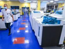 Comment les hôpitaux de la région liégeoise font face aux intempéries
