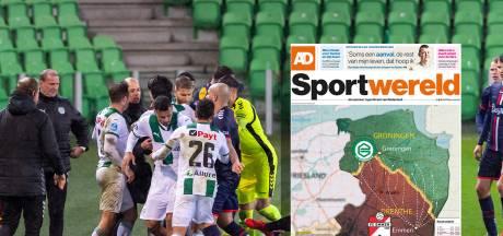 Grensconflict tussen oude vrienden: FC Emmen hoeft niet te rekenen op cadeautjes van FC Groningen