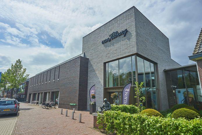 Van Tilburg Nistelrode ingang laatste nieuwbouw Fotograaf: Wouter van Assendelft