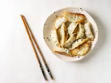Wat Eten We Vandaag: Gebakken Chinese dumplings